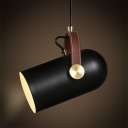 LED Light Track Lighting Fixture for Display in Polished Black Finish