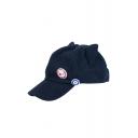 Cat's Ears Embellished Cute Baseball Hat