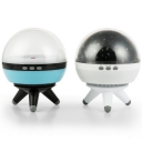 Plastic Stand Anywhere Magic Star and Sky Moon Projector Night Light with Multi-function
