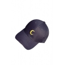 Chic Moon Embroidered Leisure Unisex Baseball Hat