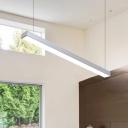 Super Slim LED Cool White Light 6000K 23.62