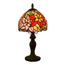 Tiffany Flower Series Table Lamp, 8
