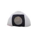 Funny Color Block Sushi Pattern Headgear Hat