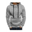 Hot Sale Long Sleeve Plain Leisure Comfort Hoodie