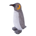 LED Light Festival Decoration Plug-in Table Lamp for Kid's Room in Cartoon Penguin Design