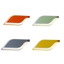Creative Art Deco Slim LED Wall Light 15.75