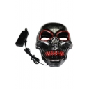 Terror Skull LED Light Halloween Mask