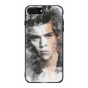 Chic 3D Character Print Mobile Phone Case for iPhone
