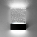 Modern Bubble Glass Led Wall Lighting 6.70