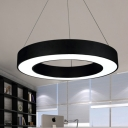 Decorative Modern Led Lights Halo Led Lights Acrylic Lampshade 16