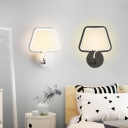 Modern Geometric Led Wall Sconce 11W 9.05