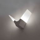 Modern Design Acrylic V Shaped Led Wall Sconce 6W 7.08