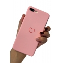 Fashion Heart Print Mobile Phone Case for iPhone