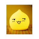 ute Water Drop Lamp Silicone USB Connection Battery Tap Control LED Night Light