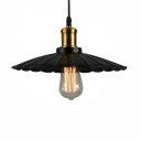 Industrial Style Black Pendant Light 10