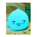 Seven Color Remote Control Led Cartoon Lamp Night Light Gift