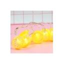 Chic LED Battery Operated Lemon String Light