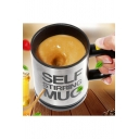 Self Stirring Electric Automatic SELF STIRRING Letter Coffee Cup