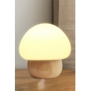 Color Changing Mushroom Shape LED Night Light Desktop Lamp