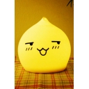7 Color Water Drop Lamp Colorful Silicone 3D LED Night Light