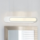 Contemporary Bath Lighting Ambient Warm White Light LED Acrylic Vanity Light 23-43W High Output Linear Wall Light for Bedroom Bathroom Cabinet