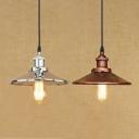 Industrial Pendant Light Indoor with 8.66