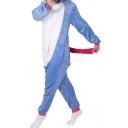 Fleece Unisex Pegasus Cosplay Long Sleeve Costume Onesie Pajamas for Adult