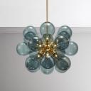 LED Chandelier 25.5