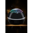 Unique Galaxy Round Ball Shaped Projecting Lamp 12*12*10.3cm