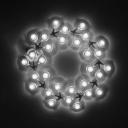 Multi Light Pendant Lighting 9/15/30 Light LED Plum Blossom Chandelier in White 45/75/150W 3000/6000K LED Accent Lights for Living Room