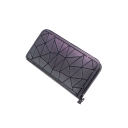 Hot Fashion Geometric Diamond Pattern Lightweight Wallet Handbag