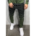 Fashion 3D Ombre Regular Fitted Sports Lounge Pants for Men