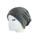 Winter's New Fashion Cotton-Yarn Outdoor Warm Beanie