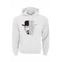 Fashion Heisenberg Character Letter Printed Long Sleeve Sports Casual Hoodie
