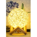 Popular Support Stand Galaxy Projecting Light Night Lamp 15*15cm