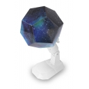 Romantic Charming Christmas USB Rotating Projection Constellation Lamp