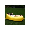 New Arrival Inflatable Lounger Outdoor Air Sofa Portable Sleeping Air Bed