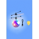 Novelty Remote Control Floating Flight Toy LED Helicopter Ball for Kid