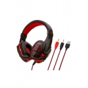Cool LED Light Stereo Gaming Headset with Mic