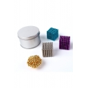 Hot Fashion 216Pcs 5MM Magnetic Ball Stress Relief Magic Cube Buck Ball