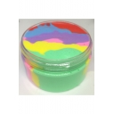 Satisfaction Colorful Puff Slime Floam DIY Plasticine Clay