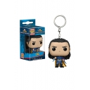 New Stylish Cool Comic Character Design Shaped Key Ring for Gift