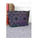 Luminous Geometric Chain Classic Shoulder Bag
