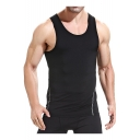 Men's New Trendy Quick Dry Basketball Training Gym Tight Tank Top