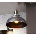 Vintage Pendant Light in Barn Style with 11.81