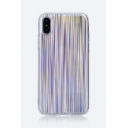 New Stylish Cool Laser Vertical Striped iPhone Case