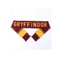 190*19cm Popular Harry Potter Letter Colorblock Knit Scarf for Couple