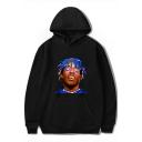 Popular American Rapper Basic Casual Sport Pullover Hoodie