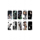 Popular Winter Soldier Series Hard Soft Mobile Phone Case for iPhone