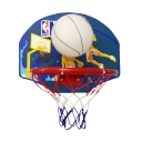 White Basketball Wall Mount Fixture Sport Theme Glass Shade 1 Light Wall Light for Boys Room